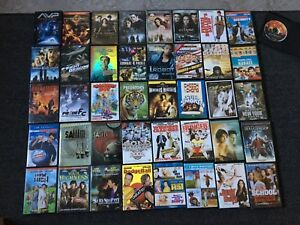 42 DVD's Hours Entertainment
