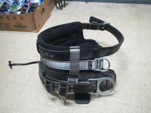 Buckingham 4D Lineman climbing belt Size 25