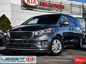 2015 Kia Sedona LX+ -- A/C, PWR GROUP, REMOTE KEYLESS