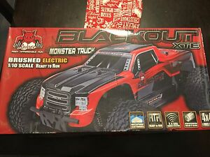 Redcat Blackout RC