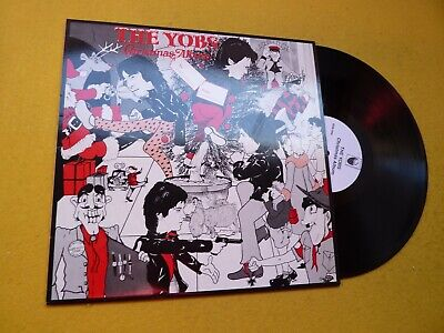 LP  The Yobs Christmas Album (EX++/EX++) 1989 Punk Rock Vinyl  ç ()