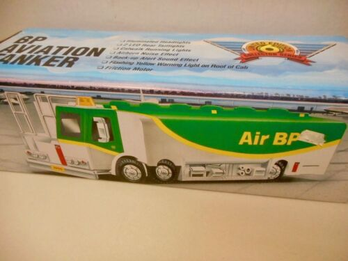 1996 Air BP Aviation Tanker Friction Motor Truck With Box
