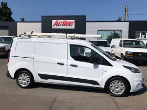 2015 Ford Transit Connect shelving, ladder rack and partition!