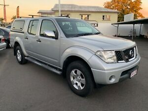 2007 Nissan Navara D40 STX (4X4) Turbo Diesel Auto 150KMS Maryborough Fraser Coast Preview