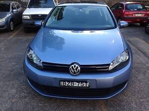 AUTO GOLF WITH SAT NAV AND SUNROOF CAMERA Thornleigh Hornsby Area Preview