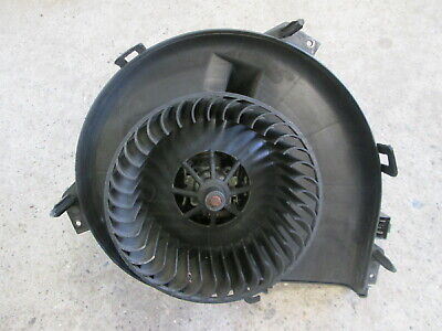 2005 VAUXHALL CORSA C HEATER BLOWER MOTOR FAN WITH AIRCON