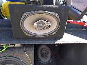 Pioneer 6x9 400w Speakers in box Smithfield Parramatta Area Preview