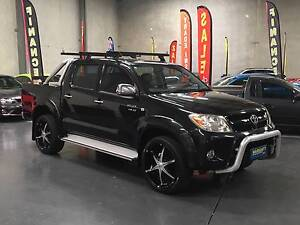 Toyota Hilux MY07  Ute DUAL CAB 4x4 HARD LID Arundel Gold Coast City Preview