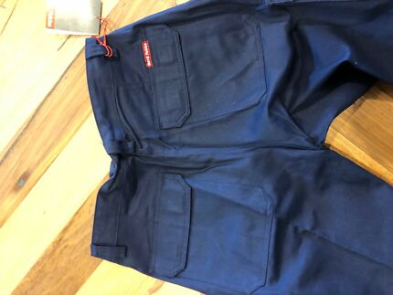 Hard Yakka Legend navy work pants (brand new) x 3