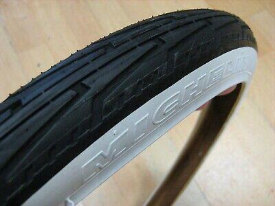 37-451 20x1 3//8 sw//ws negro//blanco fa003466039 Michelin City /'J