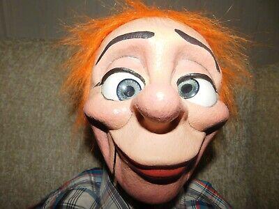 "Pro style ventriloquist figure puppet dummy doll 36"""