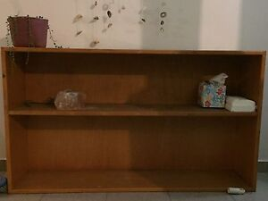Long Bookshelf - Great TV Cabinet North Melbourne Melbourne City Preview