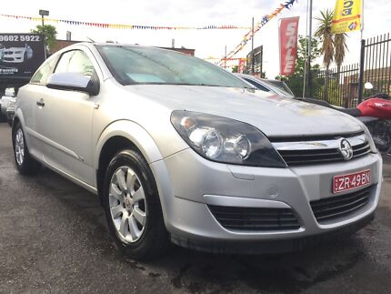 2005 Holden Astra Coupe manual 1.8L 4cyl