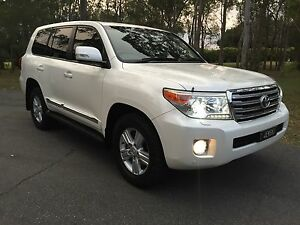 2013 Toyota LandCruiser Wagon Wakerley Brisbane South East Preview