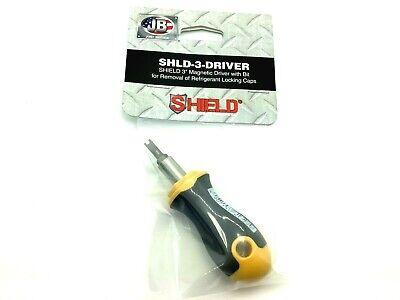Locking Cap Stubby Magnetic Screwdriver Jb Industries Shld 3 Driver Usa