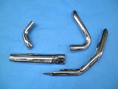 HARLEY OEM TOURING ELECTRA ROAD STREET GLIDE M8 M 8 EXHAUST HEAT SHIELD 2017-20