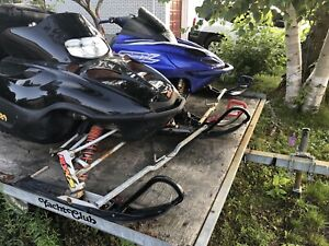 Yamaha Srx | Find Snowmobiles Near Me in in Ontario from