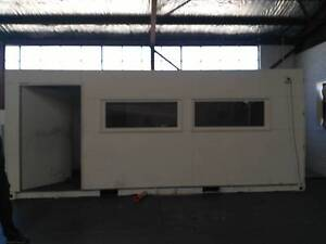 Shipping Container Office Dandenong Greater Dandenong Preview
