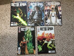 Star Wars Doctor Aphra Comics Marvel