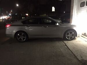 2009 ACURA TL SH AWD  ALL 4 NEW TIRE ACCIDENT FREE