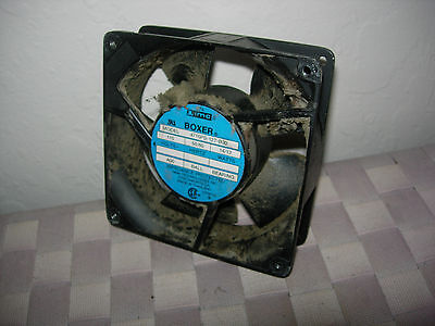 120v Fans Minebea Nmb Or Sunon 119mm Sq X 38mm Used
