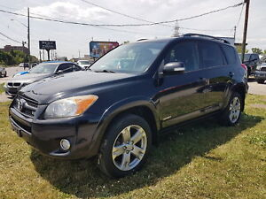 2009 Toyota RAV4 Sport 4X4 EXCELLET CONDITION.