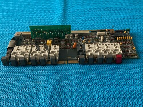 Studer B 67 1.167.759 Tape Transport Control + 1.167.759 Potentiometer Board