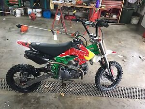 MXR 125 2010