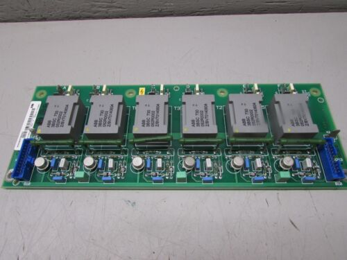ABB 3BSE004939R0002 SDCS-PIN-48 REV: F Pluse Transformer Board