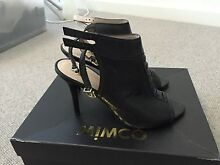 Black MIMCO heels Brighton East Bayside Area Preview