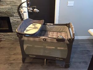 Graco Pack and Play play pen