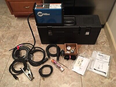 Miller Maxstar 150 Sth Tig Stick Welder Used Once Excellent Local Pick Only