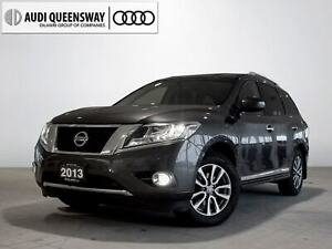 2013 Nissan Pathfinder SL|7 Seater|Leather|No Accidents|One Owne