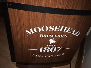 Moosehead Mini Fridge