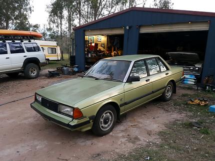 1984 NISSAN BLUEBIRD GX AUTO. GROUP C BATHURST RACE CAR PROJECT?