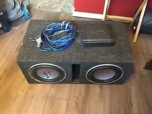 10 inch alpine type r subwoofer kit