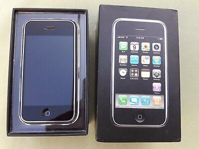 Iphone 1 Gen 2G 8GB Modelo A1203