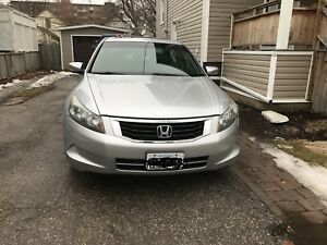 2008 Honda Accord 5 speed
