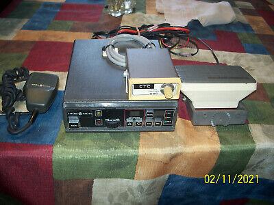 Vintage Ge Mobile Two Way Radio