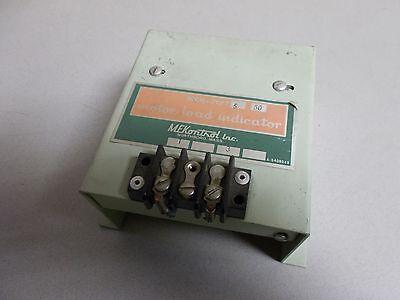 Mekontrol Motor Load Indicator Mek-2127 S 50 Free Shipping