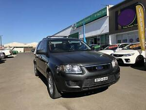 2010 Ford Territory TX Automatic SUV Blacktown Blacktown Area Preview