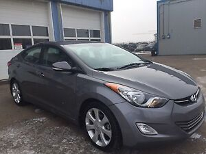 2013 Hyundai Elantra Limited Fully Loaded