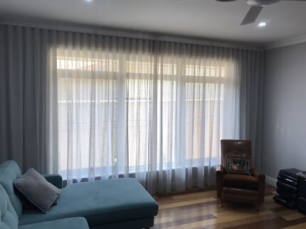 Blinds Curtains Shutters- Washington Home Design