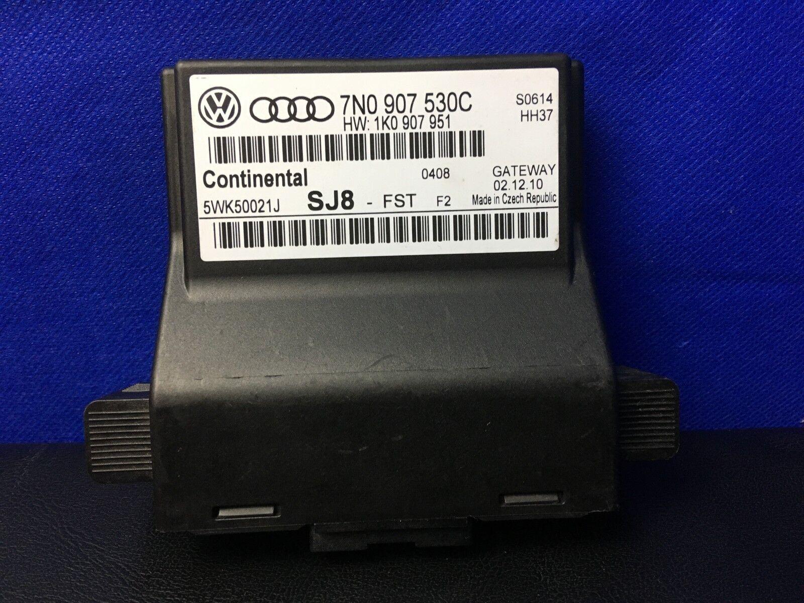 Original VW Gateway Interface Steuergerät Continental | 1K0907530F 7N0907530C