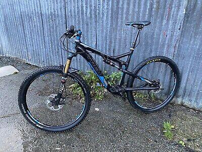 TREK Rumblefish Pro full suspension mountain bike