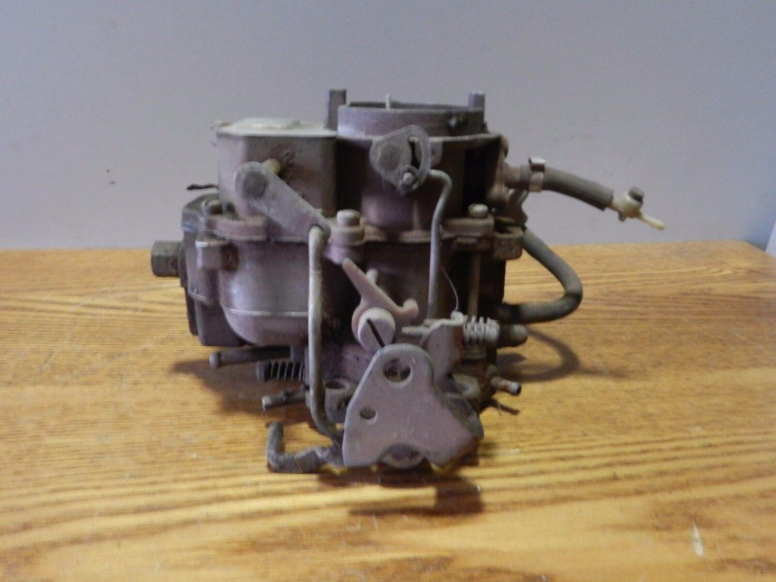 1960's-70's Chrysler Dodge BBD 2-BBL Carburetor, Carb 3505616, 8070S, 0-2425