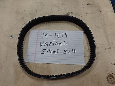 M-1619 Tree Variable Speed Belt