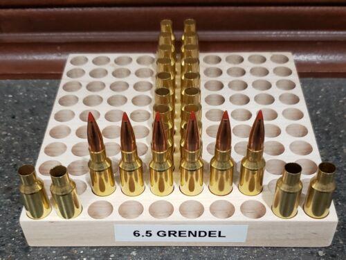 6.5 GRENDEL RELOADING TRAY-CNC CUT HARD MAPLE