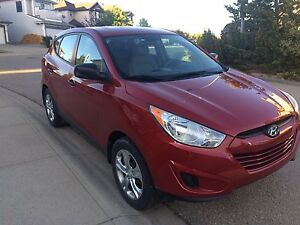 2013 AWD Hyundai Tucson - private seller