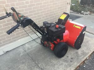 "Noma 8hp 25"" Snowblower in excellent working condition"